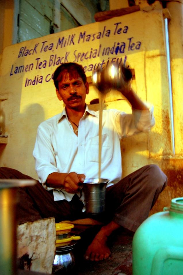 Mistrz parzenia kawy z Bundi