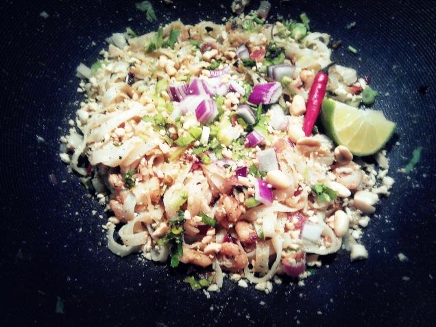 Pad Thai - prawdopodobnie najpopularniejsze danie z Tajlandii