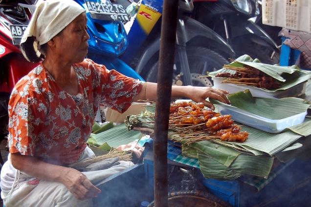 W Indonezji robią najsmaczniejsze sataje
