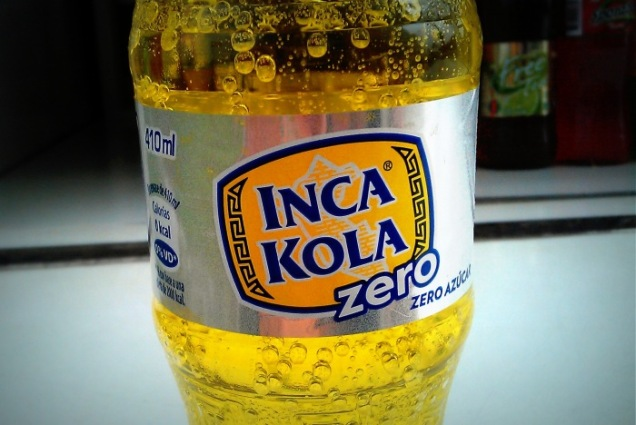 Co w sobie ma Inca Kola, że z taką ochotą po nią sięgam?