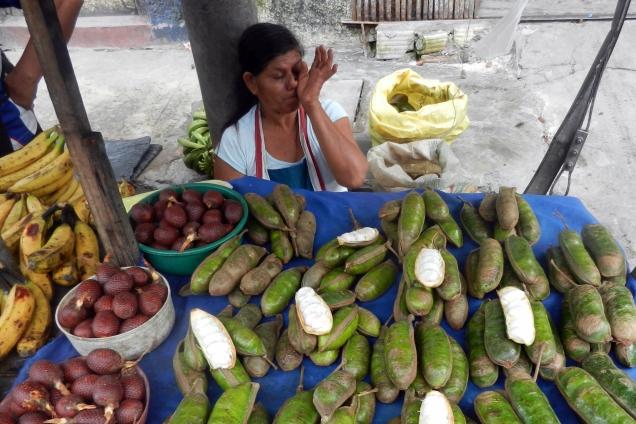Fasolki Guaba, które smakują jak lodowy waniliowe