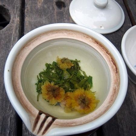Herbata chryzantemowa