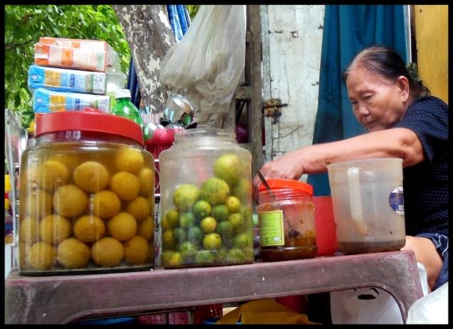 Kiszone limonki z Wietnamu