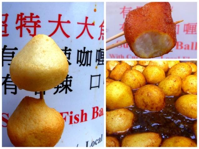 Rybna specjalność Hong Kongu