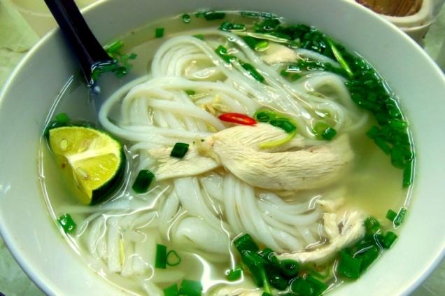 Wietnamska zupa Pho