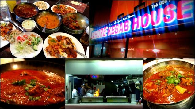 Lahore Kebab House w Londynie